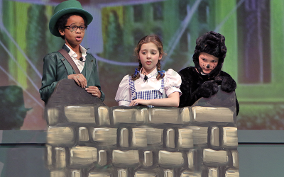 Performing Arts - Wizard of Oz