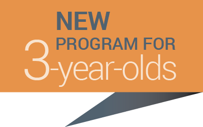 New program for 3-year-olds