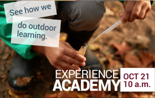 Experience Academy Outdoor Experience October 21