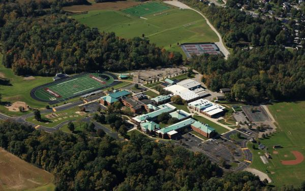 Schedule a tour to see our 231-acre campus!
