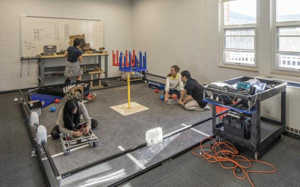 Robotics Room