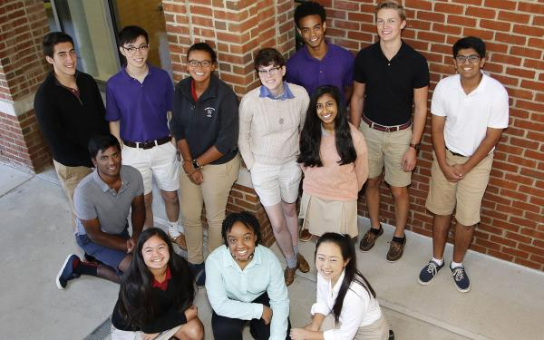 National Merit Commended Students