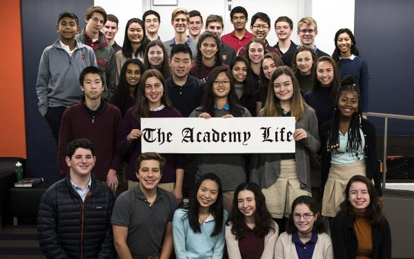Academy Life Staff Photo