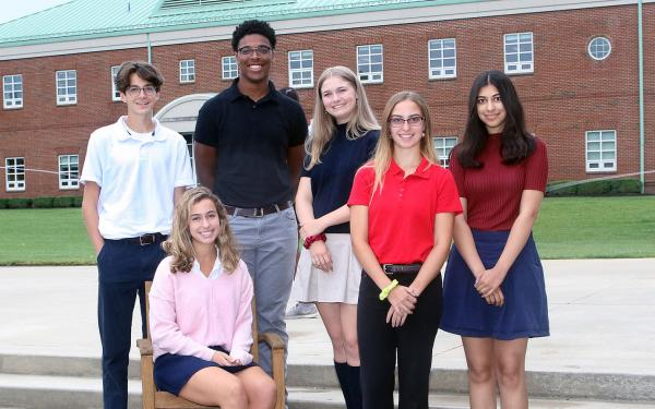2020 National Merit Commended Students