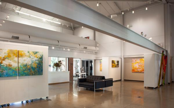 Morris Hall Art Gallery