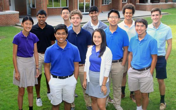 2020 National Merit Semifinalists