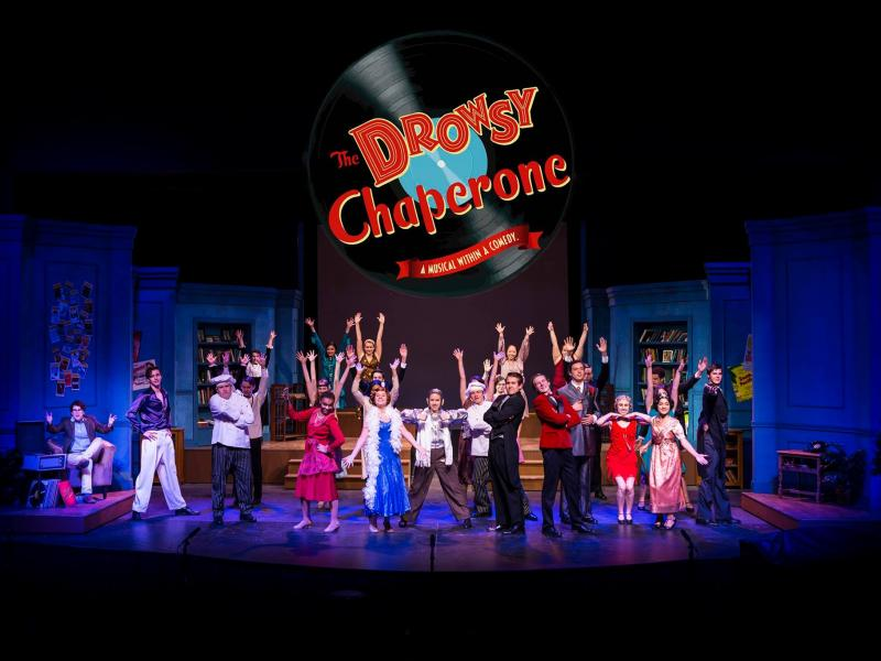 The Drowsy Chaperone Play