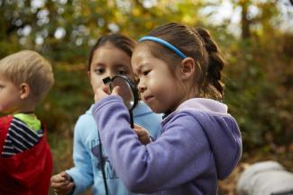 Outdoor Learning Photo